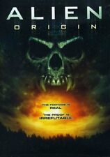 Alien Origin (DVD) The Footage is Real Brand New sealed ships NEXT DAY