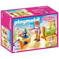5304-Chambre de bébé - Playmobil Dollhouse