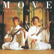 Move by Yoshida Brothers (CD, Apr-2010, Domo Music Group)