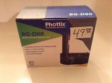 New In Box Phottix Bg-D60 Multi Function Battery Grip