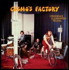 Cosmo's Factory - Creedence Clearwater Revival (2014, Vinyl NEUF)