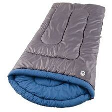 NEW Coleman White Water Large Cool Weather Scoop Sleeping Bag FREE SHIPPING