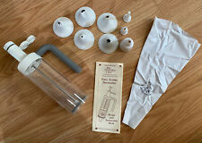 Vintage! Pampered Chef Easy Accent Decorator (with all tips And Recipe Book)