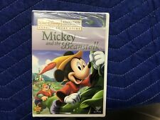 Disney Animation Collection Vol. 1: Mickey And The Beanstalk (DVD, 2009)