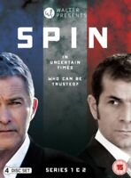 Nuovo Spin Serie 1 A 2 DVD (WP004)