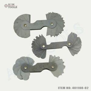 Radius gauge R1-25MM package