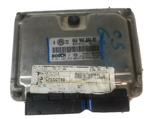 2003 04 2005 Volkswagen Jetta 2.0 ECM ECU Engine Control Module   06A 906 032 RE