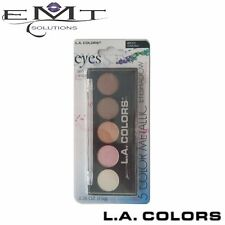 L.A Colors 5 Color Metallic Eyeshadow - Darling 431 - Brand New - (LA Colours)