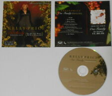 Kelly Price  One Family ep 7 tracks  U.S. promo cd  hard-to-find