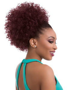 NATURAL AFRO 10 - SENSATIONNEL INSTANT PONY SYNTHETIC DRAWSTRING PONYTAIL