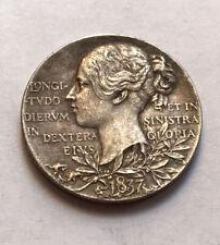 Victoria Silver Medal 1837