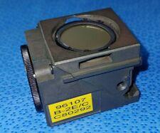 Nikon B-2E/C Fluorescence Filter Cube Eclipse TS100 Inverted Microscope