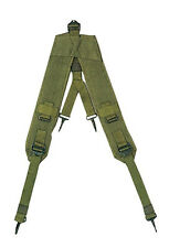 LC-1 Suspenders Olive Drab GI Style Military Y Style Rothco 8045