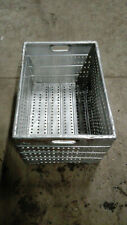 Zarges Aluminium Lagerkiste Stapelbox  Werkzeug Box / Alu-Kiste Transportkiste