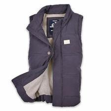 Superdry Herren Weste Westejacke Jacke Vest Gr.XL Academy Vest Blau 95365