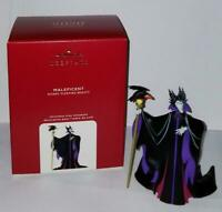 "2020 Disney ""Sleeping Beauty's Maleficent"" Hallmark LIMITED Ed. Ornament  HTF"