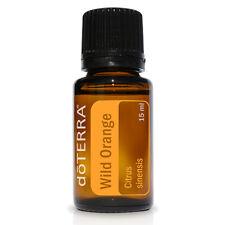 doTerra Wild Orange 15ml - purifying, cleansing aroma