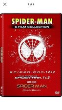 Spider-Man 6 Film Collection Spider-Man 1,2,3/Amazing Spider-man 1,2 /homeComing