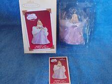 New Hallmark Barbie Doll Magic Of Pegasus Ornament