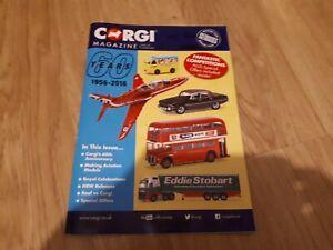 Corgi Catalogue Summer 2016 60th Anniversary