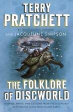 The Folklore of Discworld Terry Pratchett