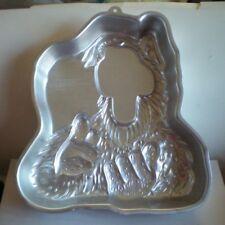 Vintage ALF CAKE PAN WILTON RARE 1988 TV SHOW BUY IT NOW ALIEN MUST SEE