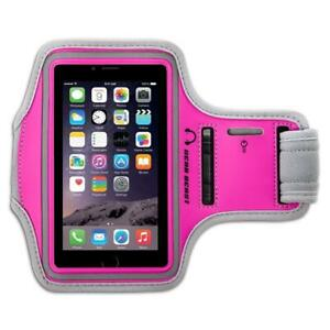Gear Beast Deluxe Sports Armband for iPhone 7, Samsung Galaxy GS7, S6, S5