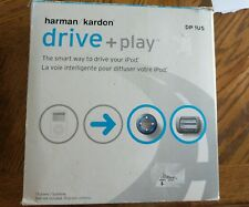 Harman / Kardon HK DP 1US Drive + Play Car Stereo Audio System iPod Controller
