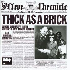 JETHRO TULL Thick As A Brick CD BRAND NEW The Steven Wilson 2012 Stereo Remix
