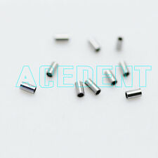 100 pcs Dental Crimpable Stops Micro stops 0.8mm(Large) Orthodontic Archwires