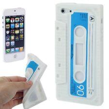 Housse protectrice portable Coque Cassette étui pour Apple Iphone SE Blanc Neuf