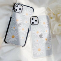 Daisy Shockproof Case For iPhone 11 Pro Max XR X XS Max 8 7 Plus Cover Silicone