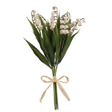 Lily of Valley Artificial Plastic Flower Home Garden Room Spring Decoration SALE