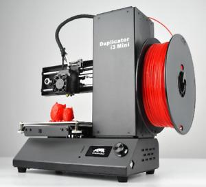 Wanhao Duplicator i3 Mini - Imprimante 3D
