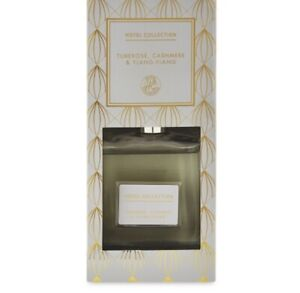 Aldi Hotel Collection Tuberose Cashmere & Ylang-ylang XL Reed Diffuser 400ml New
