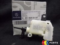 NEW GENUINE MERCEDES BENZ S ML CLS FUEL FLAP LOCKING ACTUATOR
