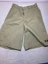 NWOT Genuine Dickies Shorts, Relaxed Fit, Brown , Size 30