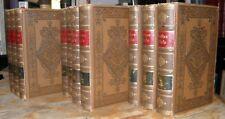 Goethes Werke - 10 Bänden - Leipzig - FW Grunow - 1889 - 10 Tomes Goethe