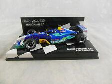 Minichamps 400 030010 2003 Sauber Petronas C22 Racing No.10 H H Frentzen