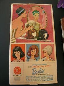 1963's Vintage Barbie Doll Clothes Fashion Queen  Japan