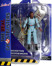 The Real Ghostbusters ~ WINSTON ZEDDEMORE ACTION FIGURE ~ DST Diamond Select