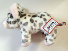 "Douglas pig  Plush Animal 9"" NWT"