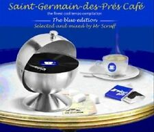 Saint Germain Des Pres Cafe: Blue Edition [Digipak] Various Artists (CD) NEW