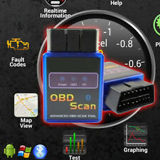 OBD 2 II Diagnostic Scanner Scan Tool Machine for Car Vehicle Android Windows