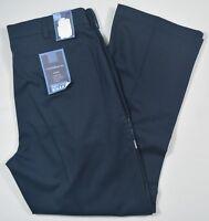 Croft & Barrow #5576 NEW Men's Easy Care Khaki Classic Fit Pleated Pants
