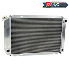 3 Row Aluminum Radiator For 1979-1993 Ford Mustang 1980 1981 82 83 84 85 86 1992