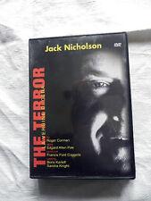 The Terror La Vergine Di Cera Film DVD Collezione Jack Nicholson