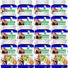 150 Garcinia Cambogia Extract LEAN 1000mg Weight Loss 60% HCA Potassium Calcium