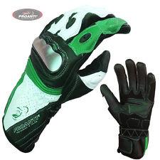 Motorradhandschuhe Race Leder Motorrad Handschuhe von PROANTI