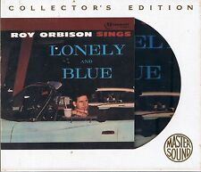 Orbison, Roy Lonely and Blue GOLD CD Mastersound SBM RA